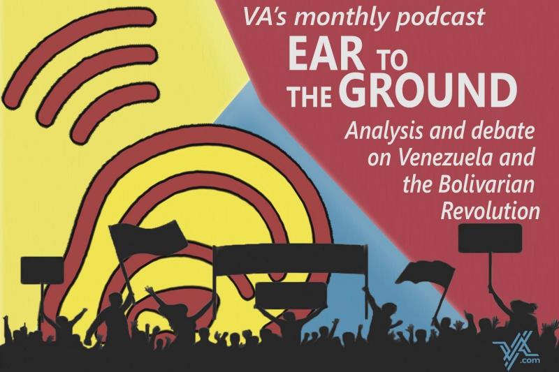 VA Podcast Ear To The Ground